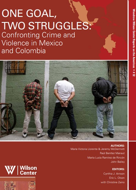 One Goal, Two Struggles: Confronting Crime and Violence in Mexico and Colombia