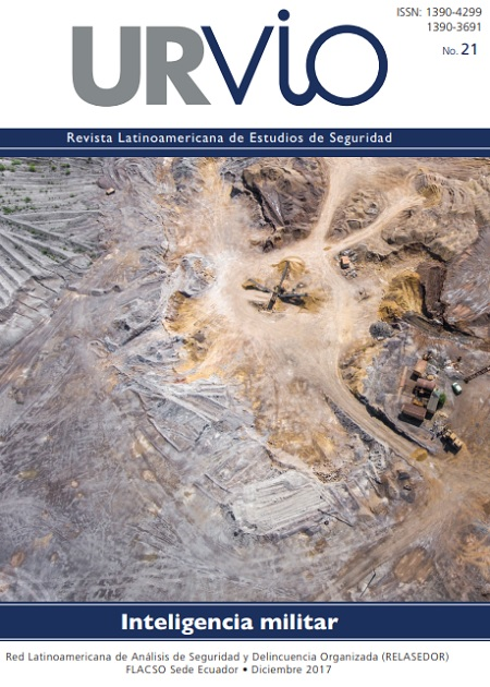 Dossier Inteligencia Militar - URVIO No. 21