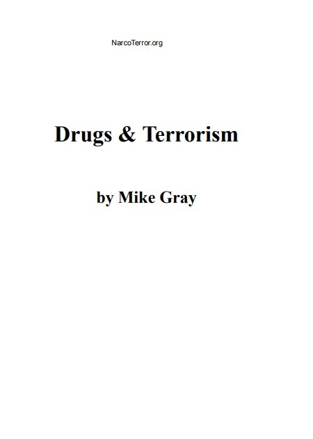 Drugs and Terrorism