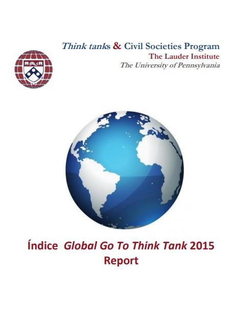 Índice Global Go To Think tank de 2015