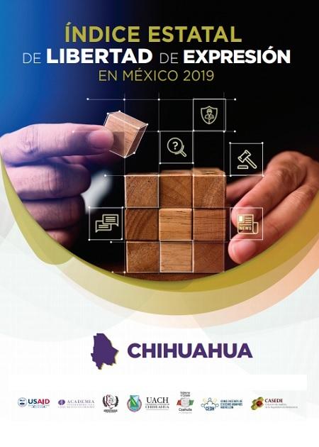 Índice estatal de libertad de expresión en México 2019