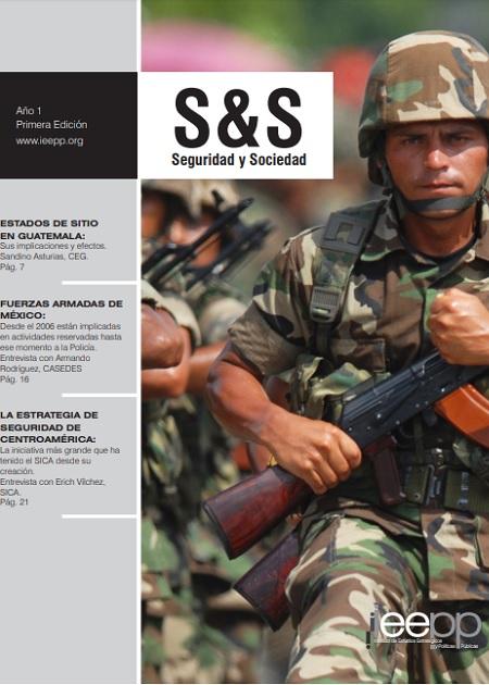 Revista Seguridad y Sociedad