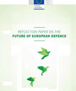 Reflection Paper on the Future of European Defence