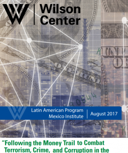 Following the Money Trail to Combat Terrorism, Crime and Corruption in the Americas