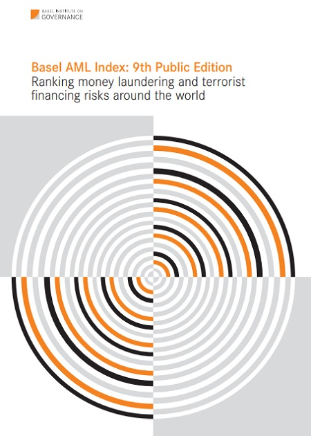Ranking money laundering and terrorist financing risks around the world