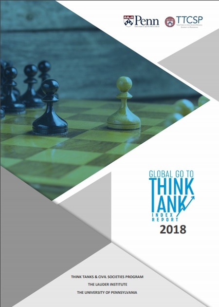 2018 Global Go To Think Tank Index Report