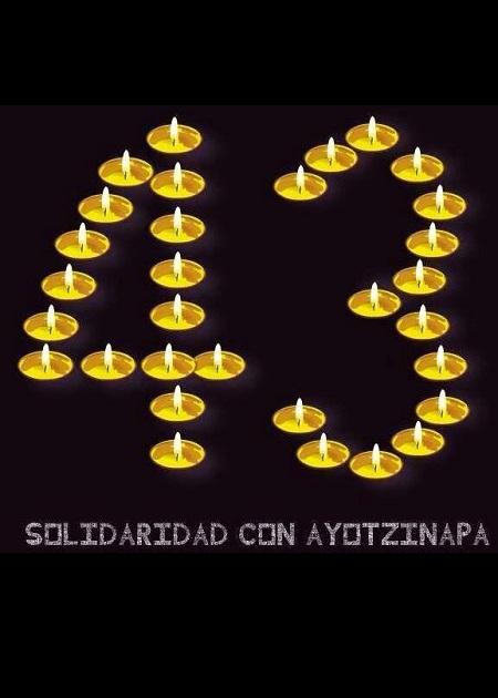 Dossier. A un año de #Ayotzinapa