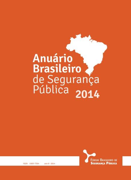 Anuario brasileño de seguridad pública 2014