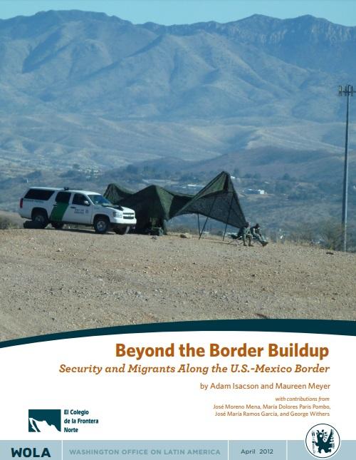Beyond the Border Buildup
