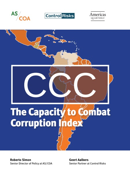The Capacity to Combat Corruption Index