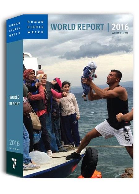Human Rights Report 2016: México