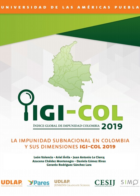 Índice Global de Impunidad de Colombia