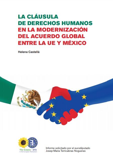 La cláusula de derechos humanos en la modernización del Acuerdo Global entre la UE y México