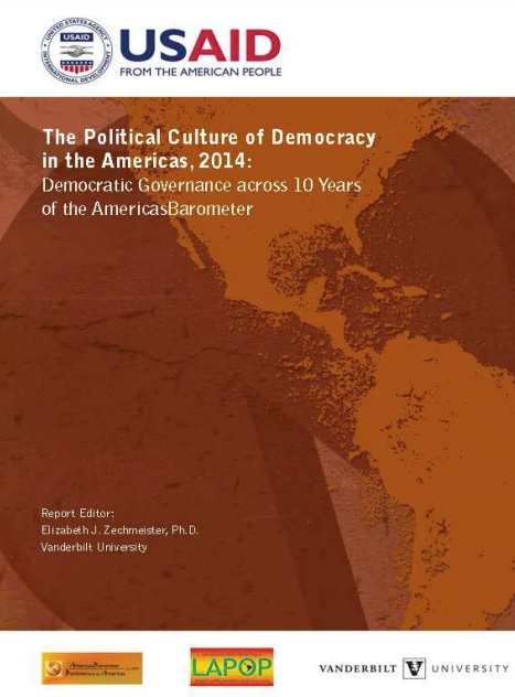 The Political Culture of Democracy in the Americas, 2014
