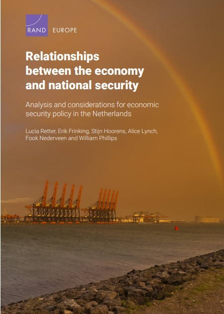 Relationship between economy and National Security