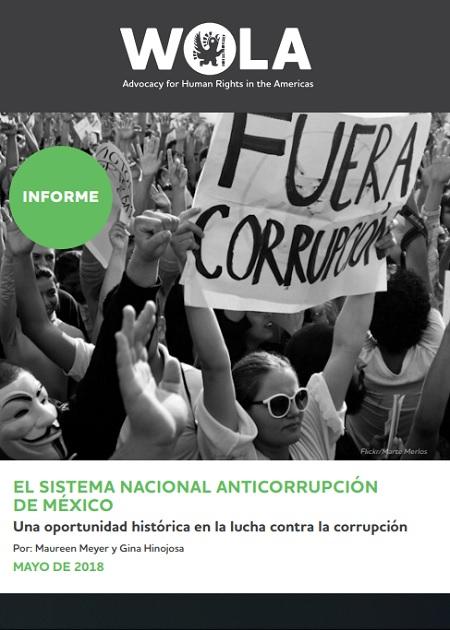 El sistema Nacional Anticorrupción en México