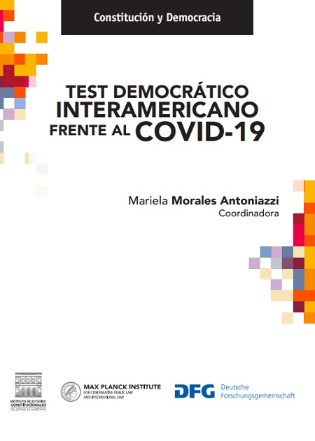 Test democrático interamericano frente al COVID-19
