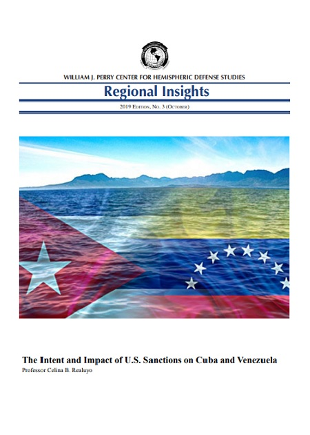 The Intent and Impact of U.S. Sanctions on Cuba and Venezuela