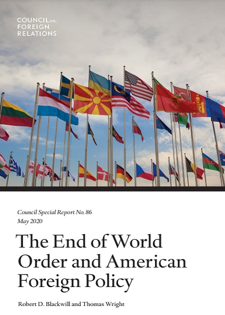 The End of World Order and American Foreign Policy