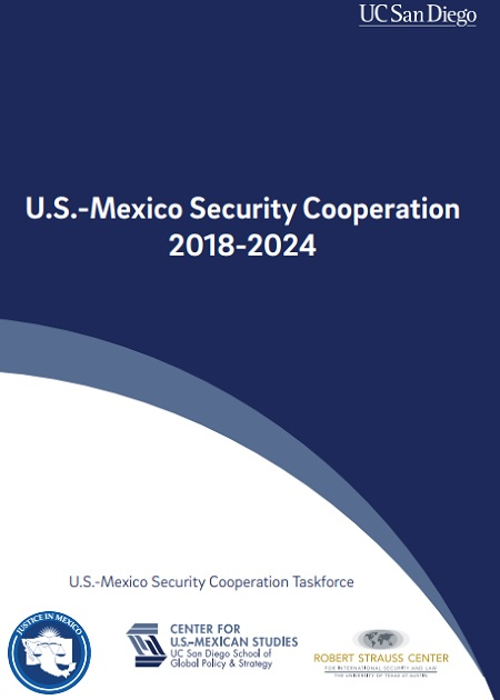 U.S.-Mexico Security Cooperation 2018-2024
