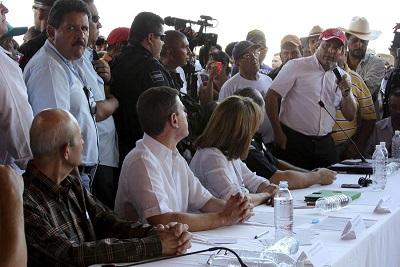 El Acuerdo de Tepalcatepec y la institucionalización de las autodefensas en Michoacán